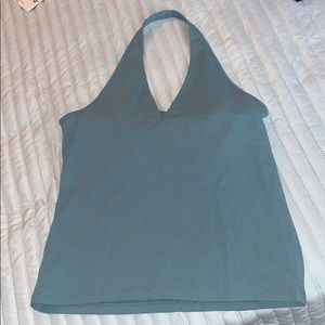 holter tank top (fits smaller)